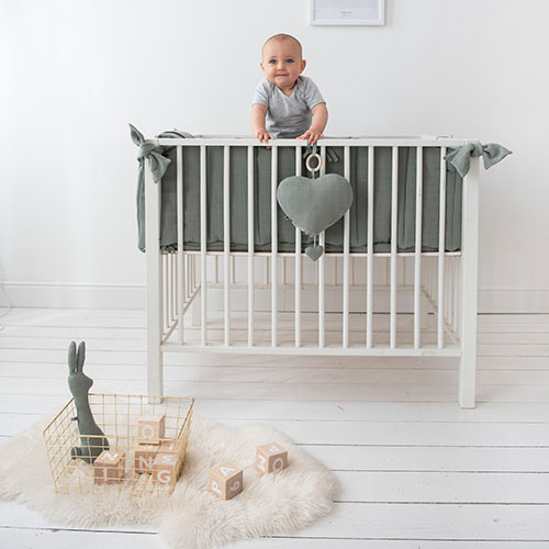 Checklist eerste baby - the baby's corner