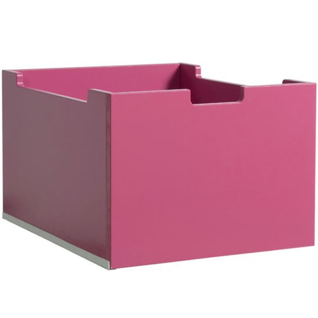 Bakje medium 1-kast/box Mix & Match Bopita - pink