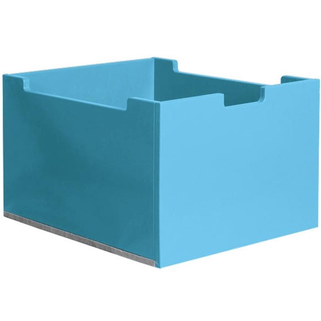 Bakje medium 1-kast/box Mix & Match Bopita - aqua