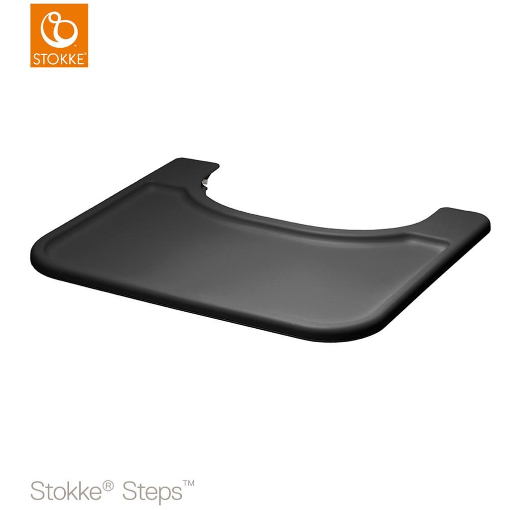 Tablet tray voor babyset Steps™ Stokke® - black