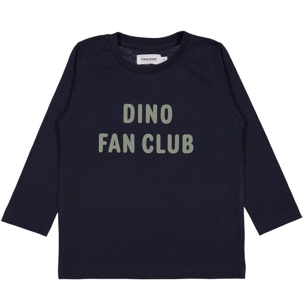 T-shirt dino fan club Filou