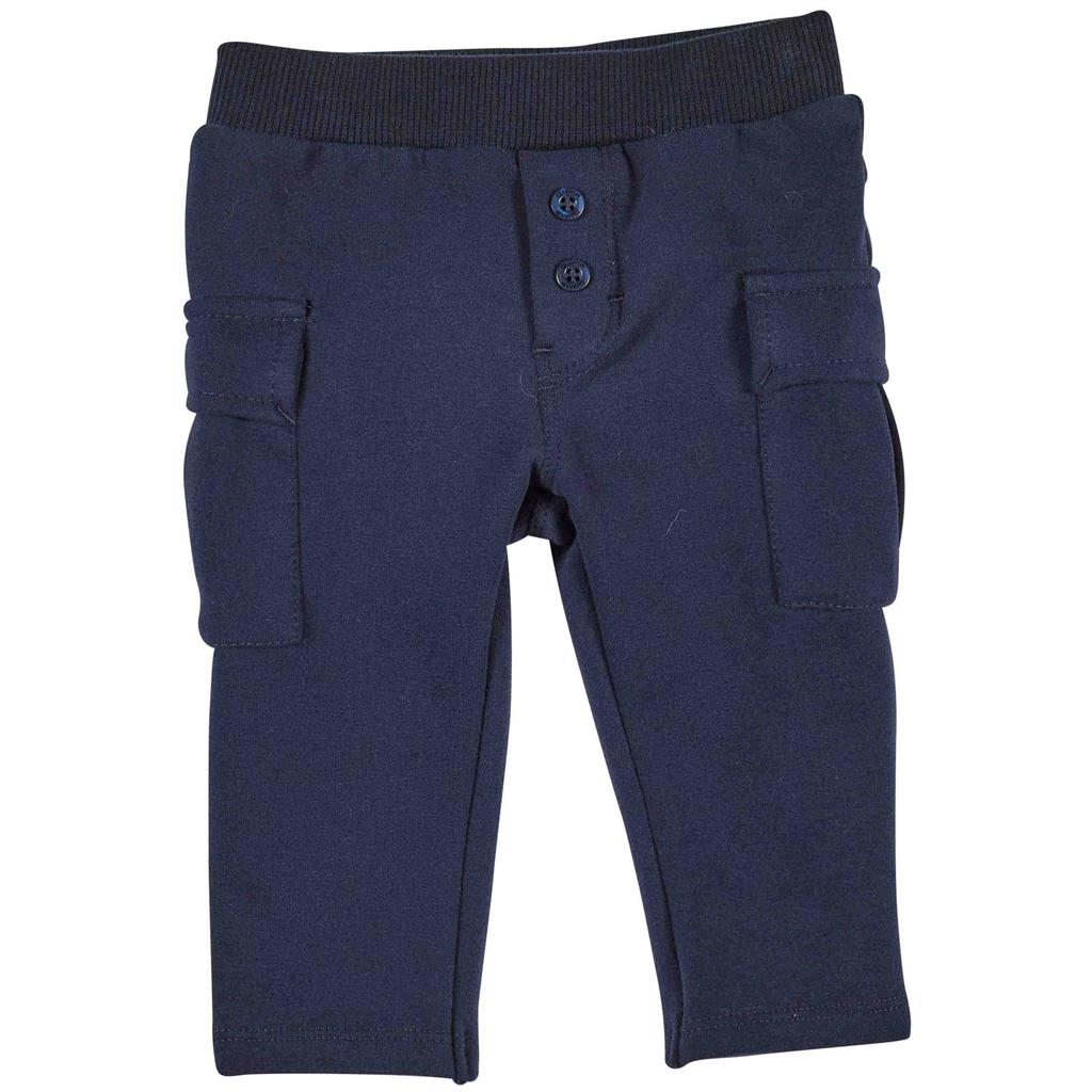 Broek side pockets Gymp Preminimes - marine