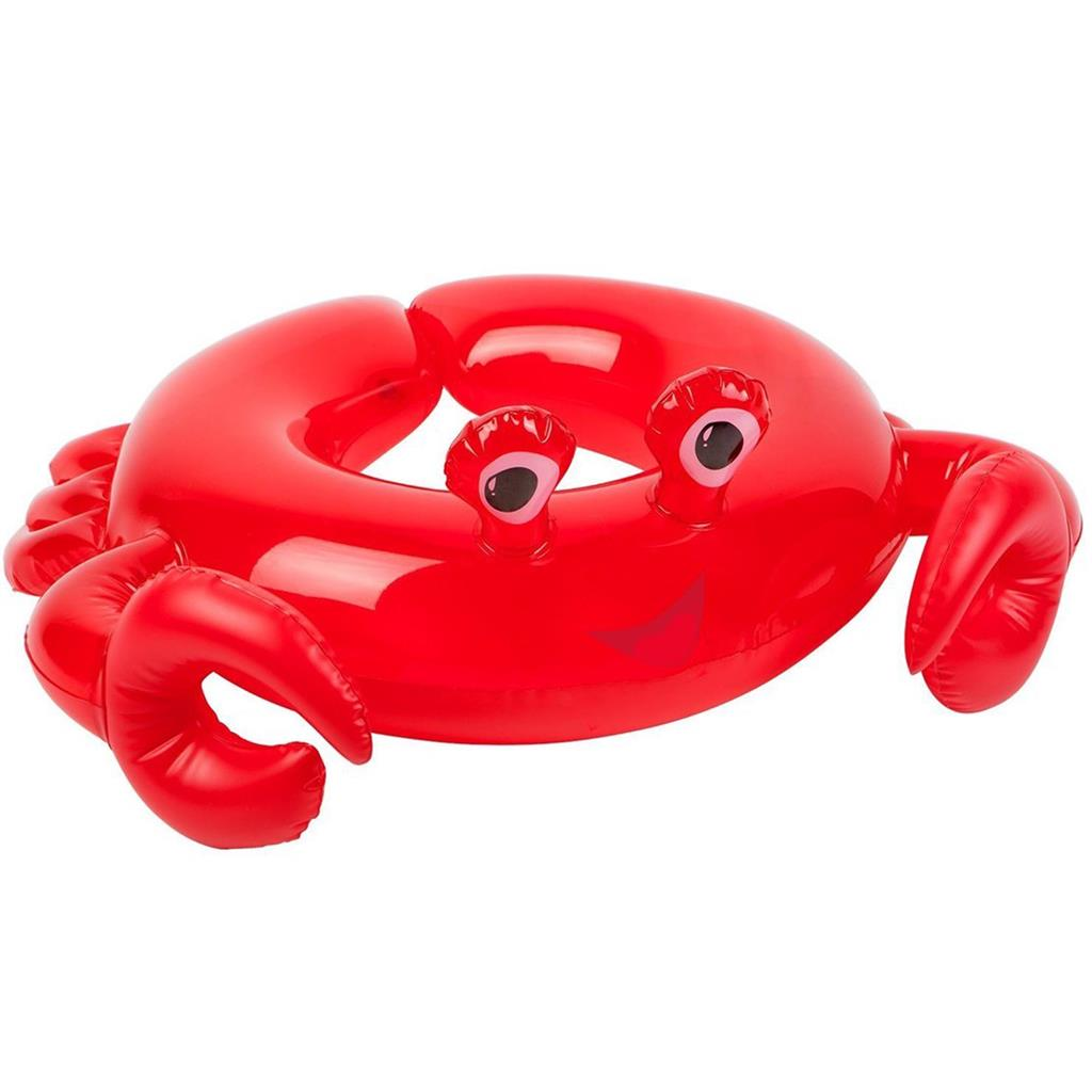 Zwemband kiddy float krab Sunnylife