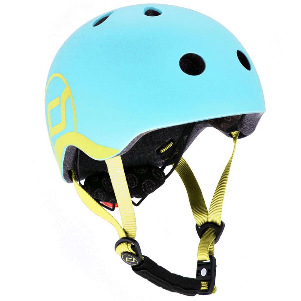 Helm (XS) Scoot & Ride - blueberry