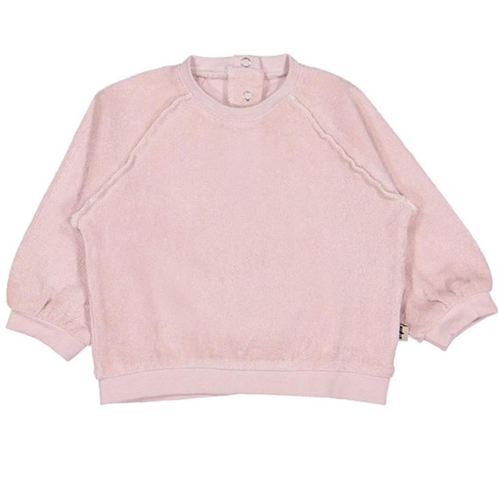 Sweater terry P'tit Filou Layette - lila
