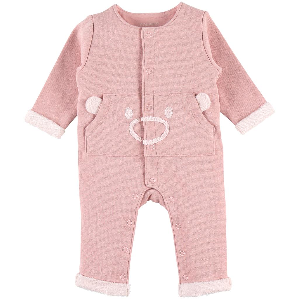 Pyjama cocon Noukie's - rose