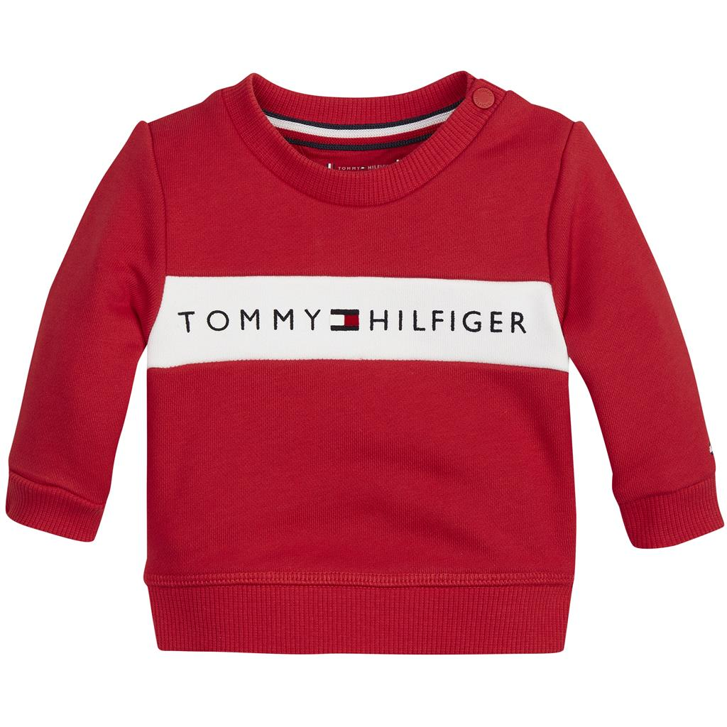 Sweater Tommy Hilfiger - apple red