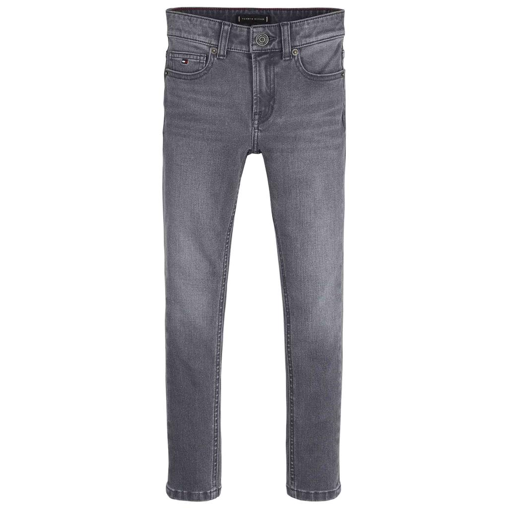 Jeansbroek Simon Tommy Hilfiger - flexile grey stretch