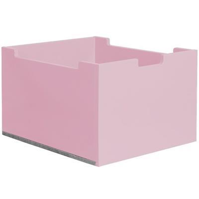 Bopita Mix En Match Kast.Bakje Medium 1 Kast Box Mix Match Bopita Licht Roze