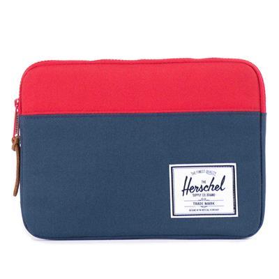 *Anchor Sleeve for iPad Air - navy/red