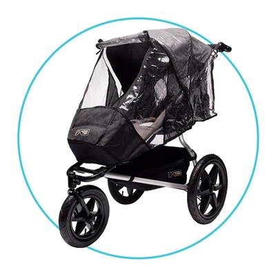 Regenbekleding new UJ/Terrain MountainBuggy