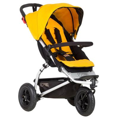Driewieler Swift Mountain Buggy - gold