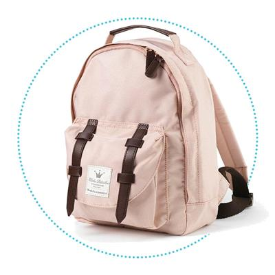 Rugzak mini Elodie Details - powder pink