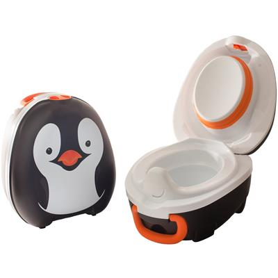 Potje voor onderweg my carry potty Jippie's - pinguin