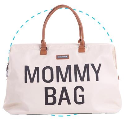 Verzorgingstas mommy bag big Childhome - ecru