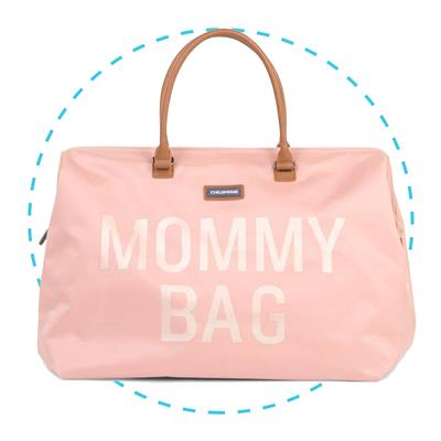 Verzorgingstas mommy bag big Childhome - pink