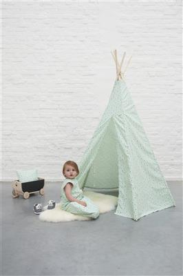 *Tipi tent sheep Trixie