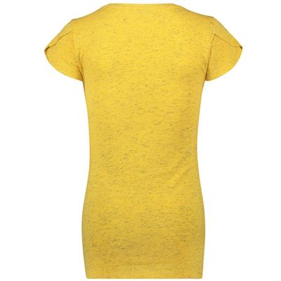 T-shirt Chantal Noppies Maternity - bright yellow