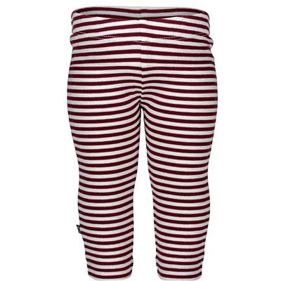Legging levi stripe nOeser - totem red