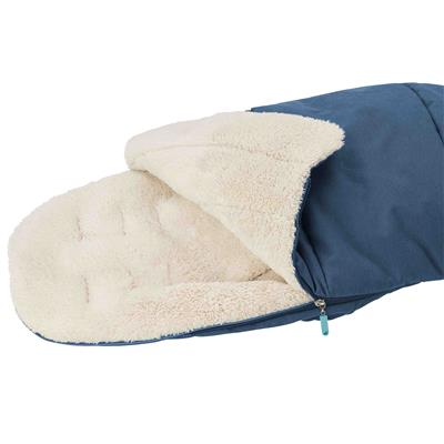 Maxi-Cosi Voetenzak 2-in-1 winter - essential blue