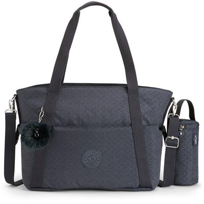 Verzorgingstas little heart night blue emb Kipling