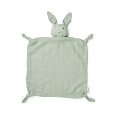 Knuffeldoek Agnete Liewood - rabbit (dusty mint)