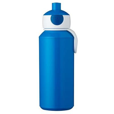 Drinkfles pop-up campus 400ml Mepal - blue