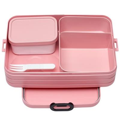 Lunchbox bento take a break large Mepal - nordic pink