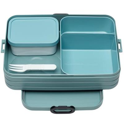 Lunchbox bento take a break large Mepal - nordic green