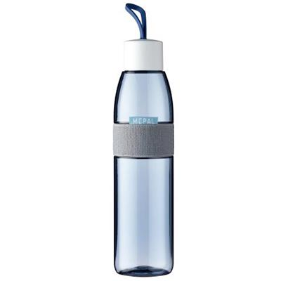 Waterfles ellipse 700ml Mepal - nordic denim