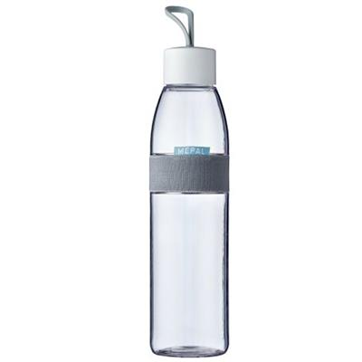 Waterfles ellipse 700ml Mepal - wit