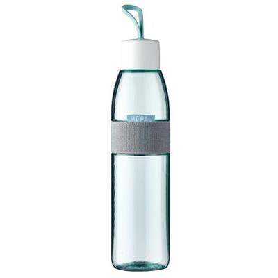 Waterfles ellipse 700ml Mepal - nordic green