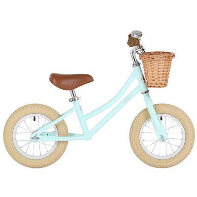 Loopfiets gingersnap balance bike Bobbin - mint