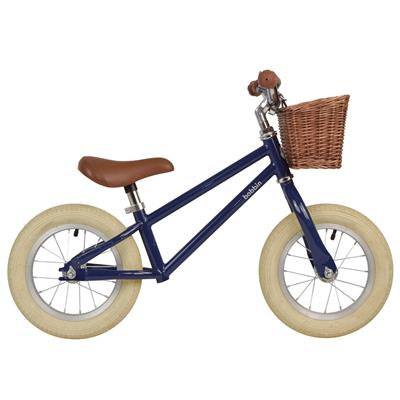 Loopfiets moonbug balance bike Bobbin - blueberry