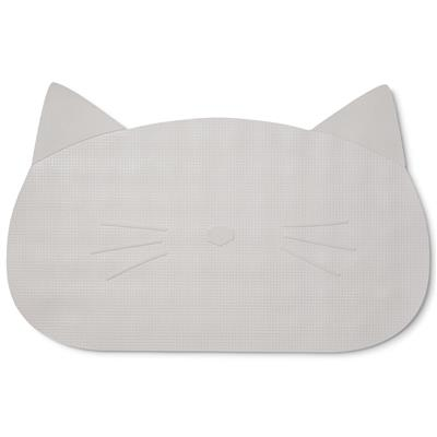 Badmat storm Liewood - cat dumbo grey