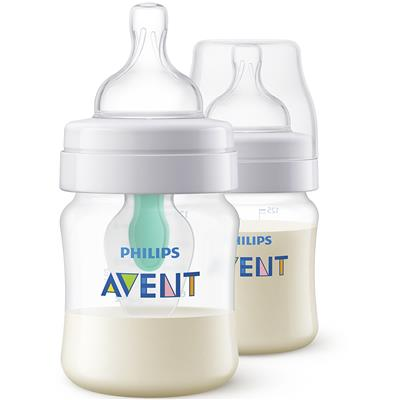 Zuigfles 125ml duo anti-colic Avent