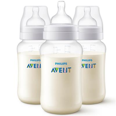 Zuigfles 330ml trio anti-colic Avent