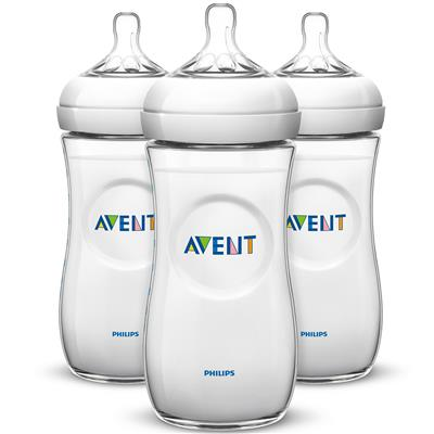 Zuigfles 330ml trio natural 2.0 Avent