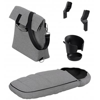 Launch pack voor kinderwagen Sleek Thule - grey melange