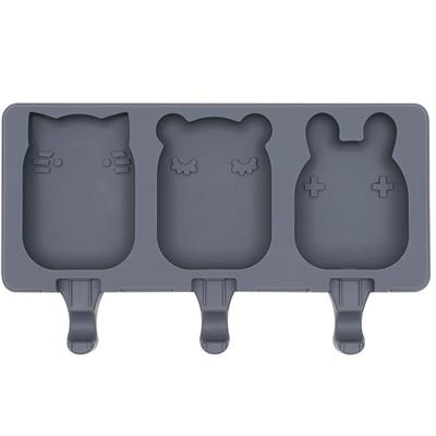 Ijsjesvorm frosties silicone we might be tiny - charcoal