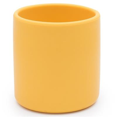 Beker silicone we might be tiny - yellow