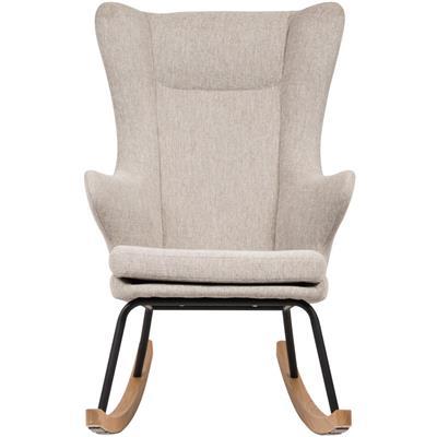 Schommelstoel Voor Mama.Schommelstoel Rocking Adult Chair De Luxe Quax Sand