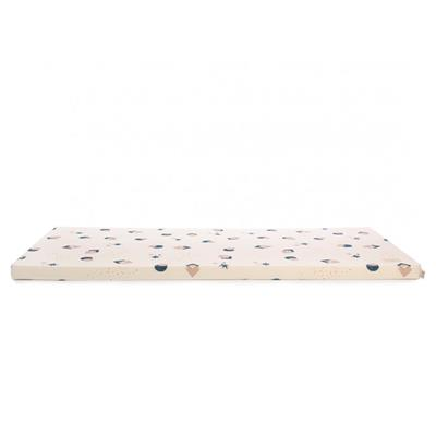 Speelmatras Saint Barth Nobodinoz - night blue eclipse/natural
