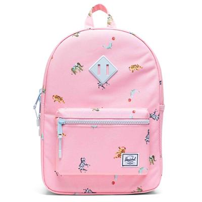 Rugzak heritage youth Herschel - candy pink circus animals