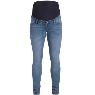 Jeansbroek skinny lengte 32 Noppies Maternity - Every Day Blue