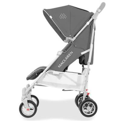 Buggy techno arc Maclaren - charcoal-silver