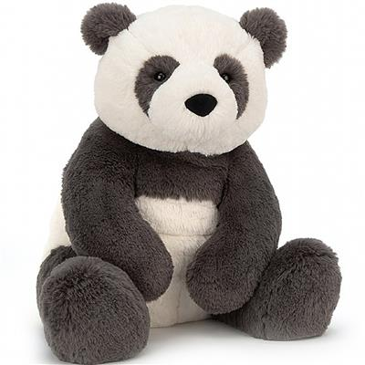 Knuffel panda Harry cub (medium) Jellycat
