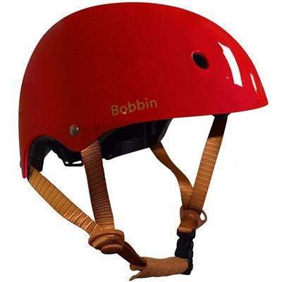 Helm starling (small/medium) Bobbin - gloss red