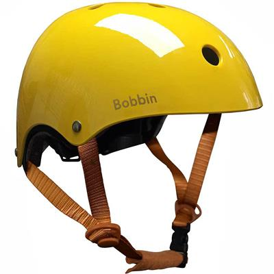 Helm starling (small/medium) Bobbin - gloss yellow