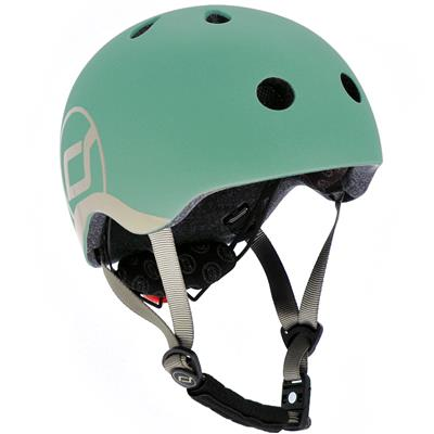 Helm (XS) Scoot & Ride - forest